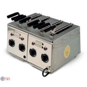 Profesionalni toaster 4 kos z časovnikom