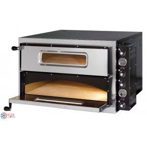 Električna pizza peč 4+4 BASIC
