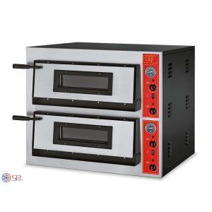Električna pizza peč E4+4