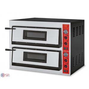 Električna pizza peč F72-4+4