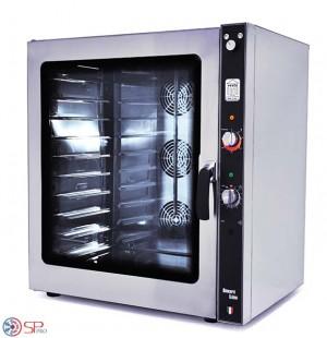 Analogna pekarska peč 10 pekačev 600x400