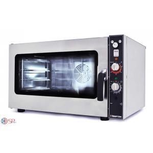 Analogna pekarska peč 4 pekači 600x400