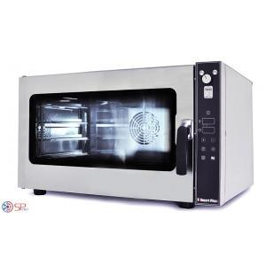 Digitalna pekarska peč 4 pekači 600x400