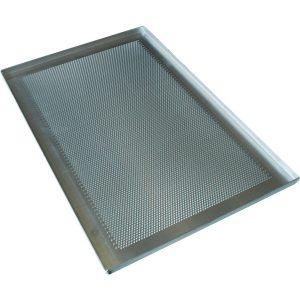 Pekač aluminijasti 600x400 mm perforiran