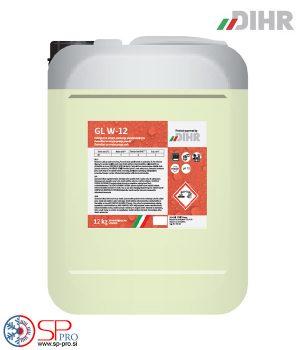 Agresivni detergent za strojno pomivanje steklovine 12 kg